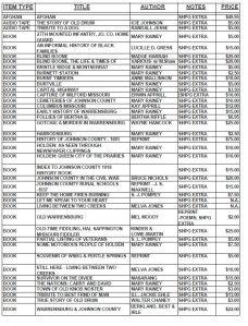 Pricelist 1 2014