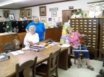 Rose Marie Kinder, Gloria Brown (standing), Kathy Leicht, Sunday Jammers.